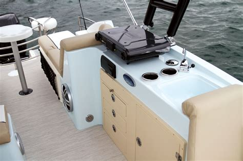 Caravelle Boat Cup Holders by Caravelle Razor 258 Fish Boating World