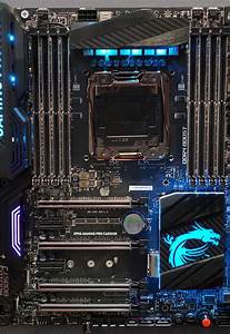 Rgb Leds Are All Over Motherboards At Computex 2016