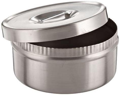 chemglass cg    stainless steel oil bath dish mm diameter  mm height copper