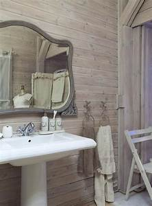idee decoration salle de bain salle de bains de style With salle de bain style campagne