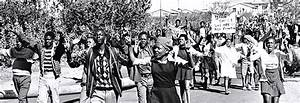 """Le """"Massacre de Soweto"""" ou la sanglante répression ..."""