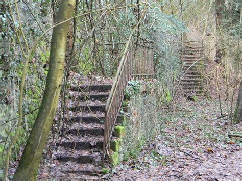 Stiegen Im Garten Foto & Bild  Mystische Orte, Specials