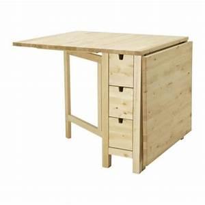 Tables Pliantes Ikea : norden table abattants ikea ~ Farleysfitness.com Idées de Décoration