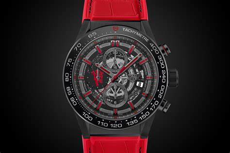 Tag Heuer Manchester United Special Edition Chronographs