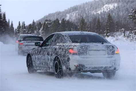 2019 Bmw 3 Series Shows Production Elements