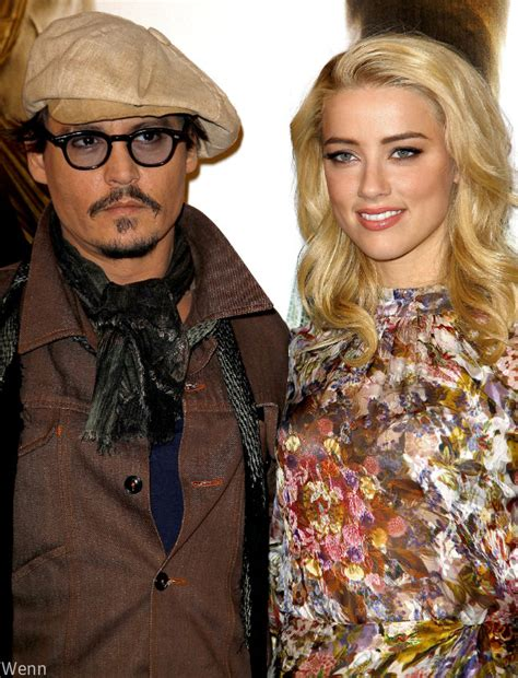 Are Johnny Depp and Amber Heard engaged, getting married?