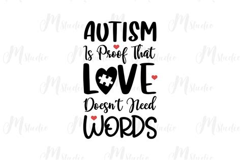 We provide a large selection of free svg files for silhouette, cricut and other cutting machines. Autism Quotes svg bundle
