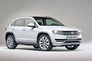 Volkswagen Tiguan 2016 : chunky look for new vw tiguan 2015 auto express ~ Nature-et-papiers.com Idées de Décoration