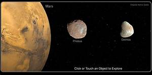 Image Gallery Martian Moons