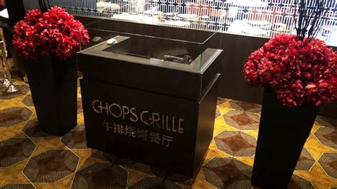 cuisine r駭ovation ovation of the seas tour restaurants izumi and chops grille