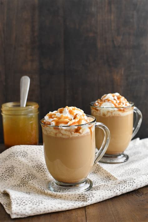 The result is smoky, sweet, warm and herbal all. Caramel Coffee Recipe (Caramel Brûlée) - Foxes Love Lemons