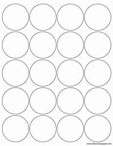 wonderful 15 inch circle template photos resume ideas With 3 5 round labels