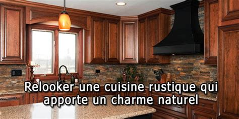 r駭 sa cuisine rustique customiser cuisine en bois relooker des meubles de cuisine en bois idees pour relooker un meuble de cuisine cuisine en gris fonc bricolage