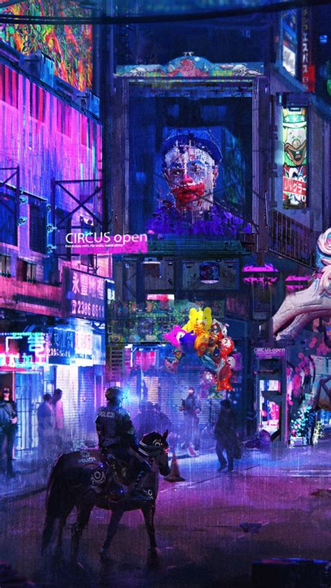 Start your search now and free your phone. Cyberpunk phone wallpapers | HeroScreen in 2020 | Phone wallpaper, Hd wallpaper, Best iphone ...