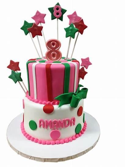 Cake Cakes Stars Birthday Springing Children Quote