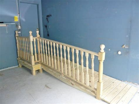 wheelchair r railing 15 best front porch images on banisters stair 1002