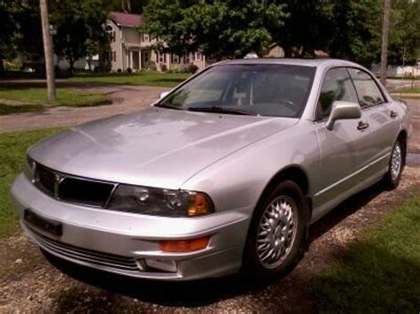 Mitsubishi Diamante 1998 by Buy Used 1998 Mitsubishi Diamante Es Sedan 4 Door 3 5l In