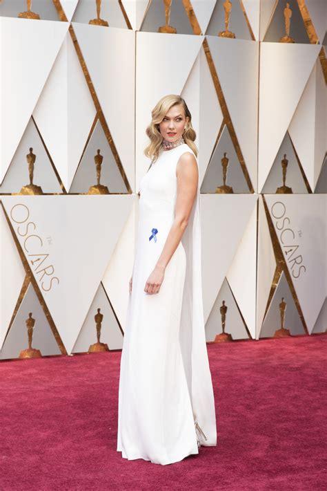 Oscars Red Carpet Karlie Kloss Emma Roberts Janelle