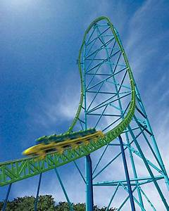 Kingda Ka - Six Flags Great Adventure | Artwork