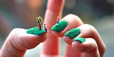 Is This The Coolest Nail Art Ever? Yes, We Think So