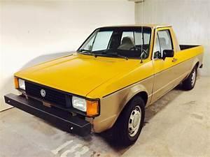 Classic Volkswagen Rabbit Pickup  Caddy  Diesel For Sale