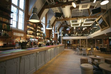 256 Wilmslow Road Manchester, Hydes Brewery Interior