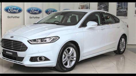 2016 Ford Mondeo Frozen White