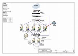 Microsoft Visio Network Diagram Templates