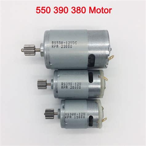 Motor Electric 380 by Aliexpress Buy Children Electric Car 12v Dc Motor