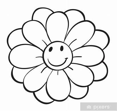 Flower Fleur Bloem Croquis Sketch Blume Fiore