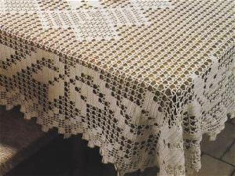 nappe rectangulaire au crochet cannage avec pdf par le de crochet et tricot d de suzelle
