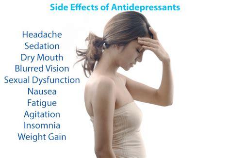 Antidepressants Side Effects