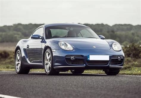 Uk Porsche Cayman S (2005) Hire