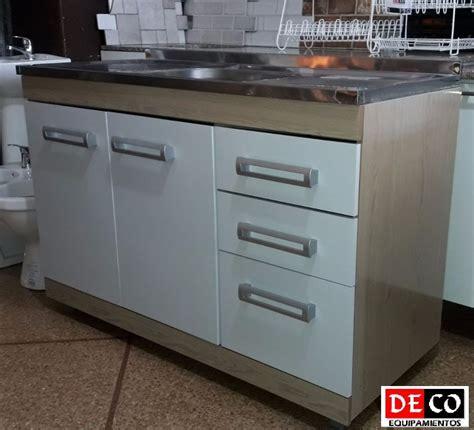 mueble cocina  acero inoxidable mueble armado mueble