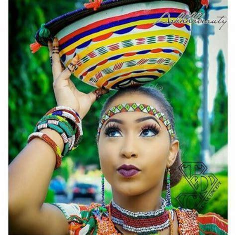 15 Fulani Brides Serving Style