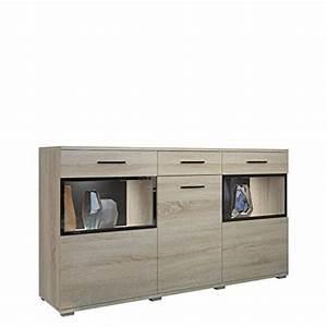 Sideboard Mit Glastüren : sideboards und andere kommoden sideboards von mirjan24 online kaufen bei m bel garten ~ Markanthonyermac.com Haus und Dekorationen