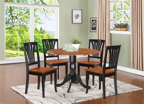 dlav bch   pc small kitchen table  chairs set