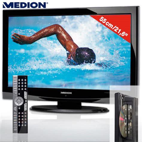 Schn 228 Ppchen Medion Lcd Tv Mit Dvd Player Und Dvb T Bei Aldi Nord Audio Foto Bild