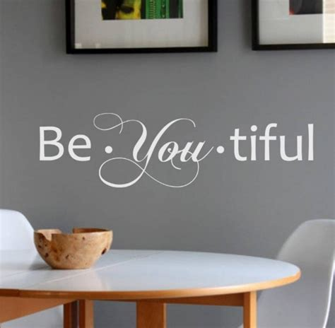 Vinyl wall lettering provides an opportunity to decorate a room without having to paint or wallpaper the walls. 19 Best Collection of Word Wall Art