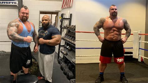 How to Train Like Eddie 'The Beast' Hall – From Strongman
