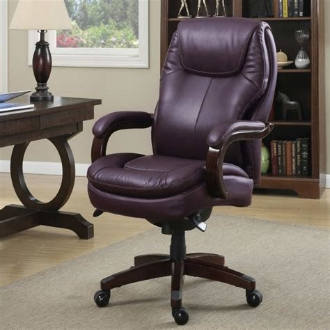 la z boyr 45782 trafford big executive bonded leather