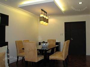 Real estate fully furnished 2 bedroom condo for sale at for Interior design for small living room in philippines