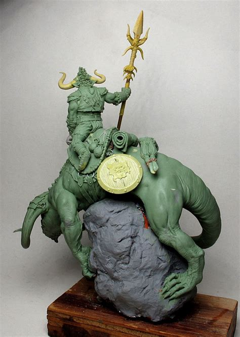 alan carasco models miniatures pinterest sculpture