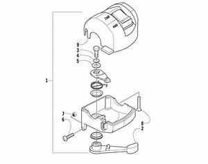Throttle Case Assembly  U0434 U043b U044f 700 Efi Fis Arctic Cat