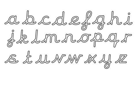 teachers pet displays editable cursive letter formation