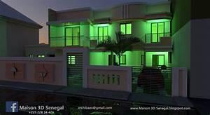 Maison 3d Dakar Senegal
