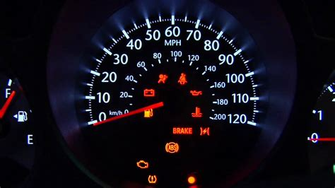 15 Car Warning Lights On Your Car's Dashboard And What