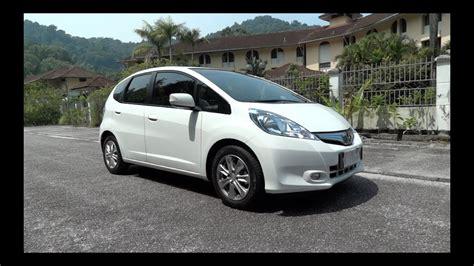 honda jazz 2012 2012 honda jazz hybrid start up vehicle tour and
