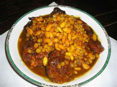 recette de cuisine tunisienne recettes tunisiennes traditionnelles