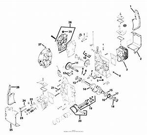 23 Hp Kohler Engine Parts Diagram